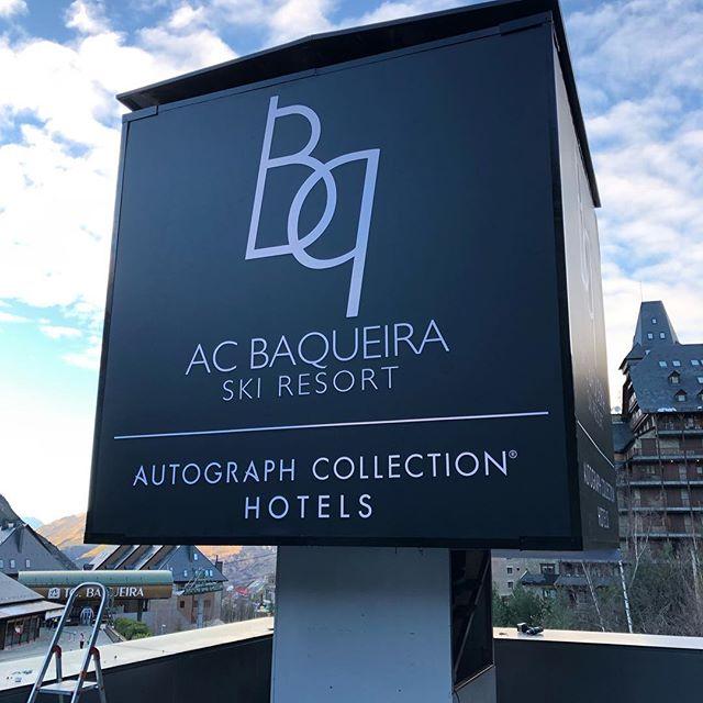 Cambio de imagen del hotel Ac Baqueira 01